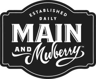 Main and Mulberry Logo
